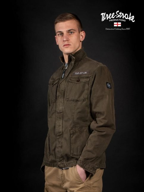 Aries field jacket