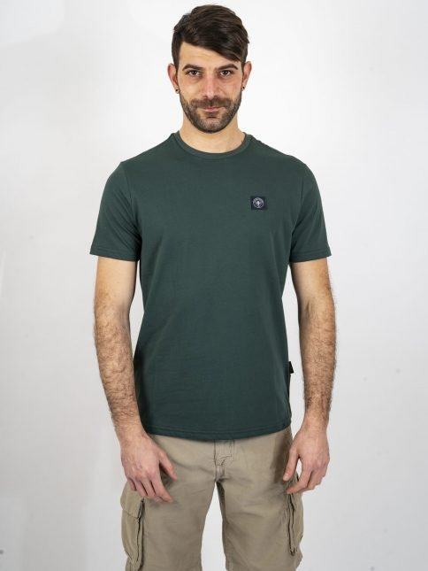 forest minimum t shirt by three-stroke production