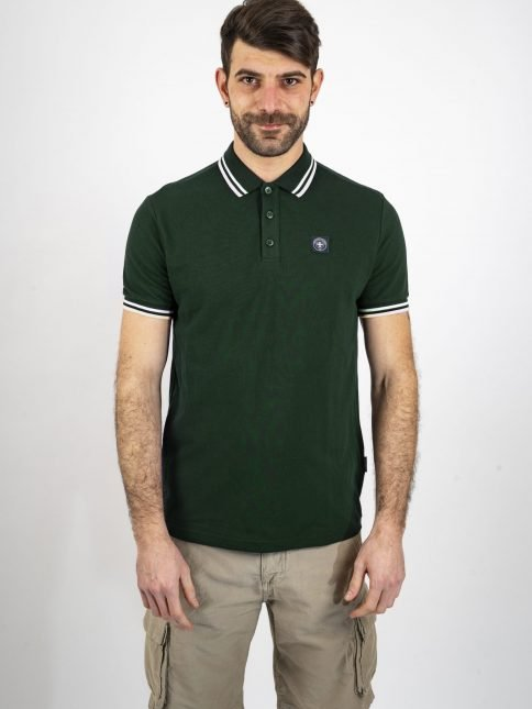 forest the classic polo shirt three stroke productions