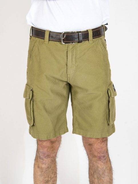 sage combat shorts by three-stroke production