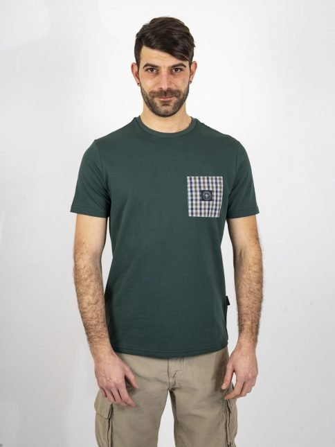 forest emery t shirt by three-stroke production