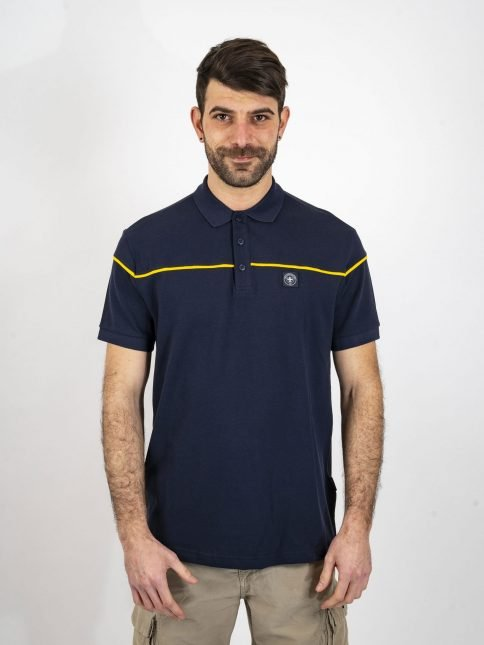cooper polo shirt three stroke productions